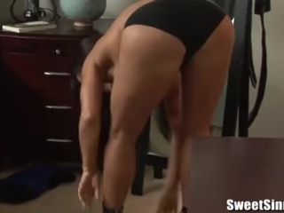 Lisa Ann Fucks Her Daughters Boyfriend